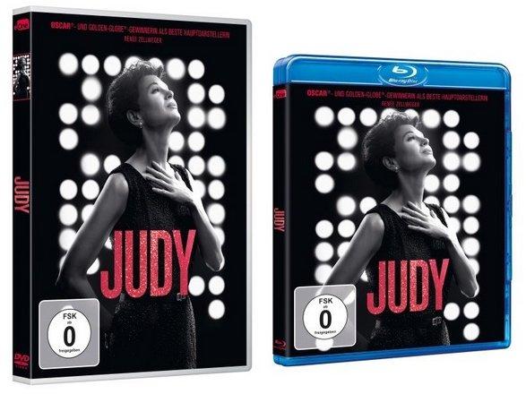 Judy DVD-/Blu-ray Start