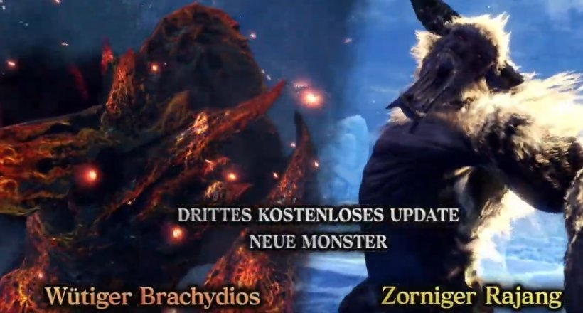 Monster Hunter World Iceborne Patch v13.01.00