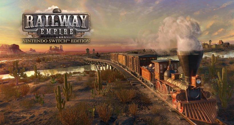 Railway Empire Switch Release