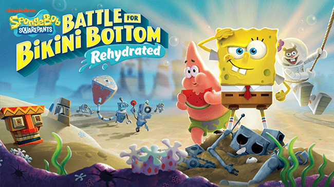 SpongeBob SquarePants: Battle for Bikini Bottom Rehydrated iOS und Android