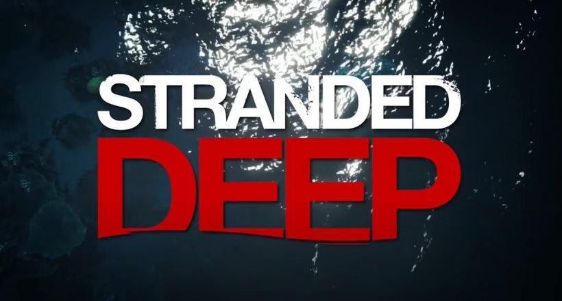 Stranded Deep out now