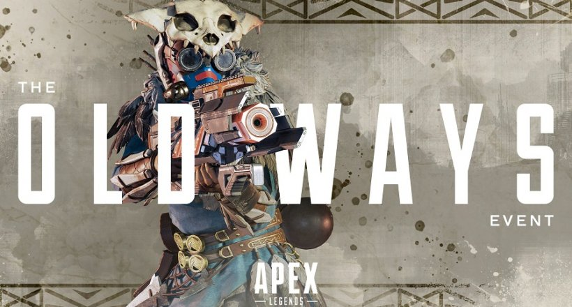 Apex Legends The Old Ways Gameplay