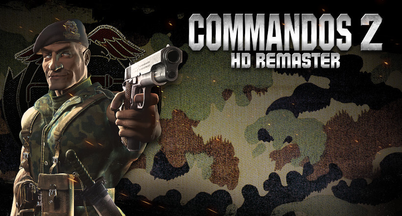 Commandos 2 - HD Remaster Switch