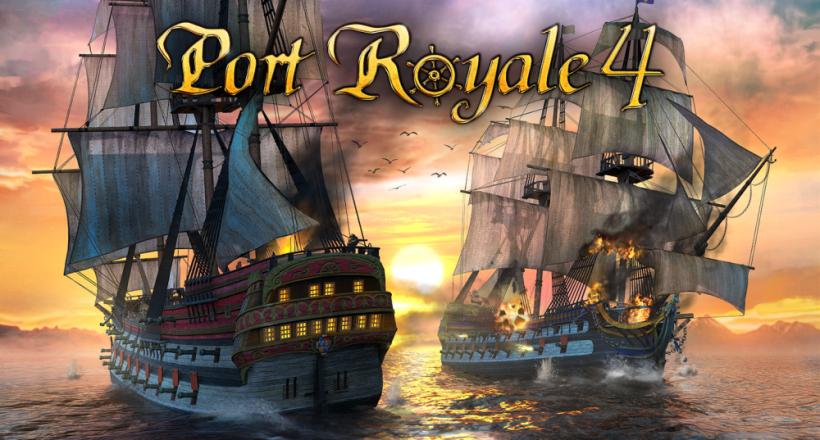 Port Royale 4 Update