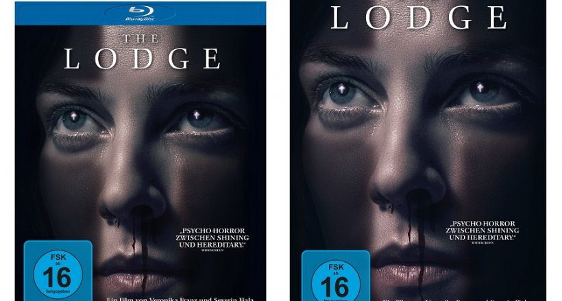 The Lodge DVD-/Blu-ray