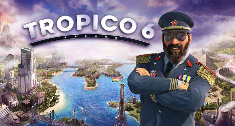 Tropico 6 Test