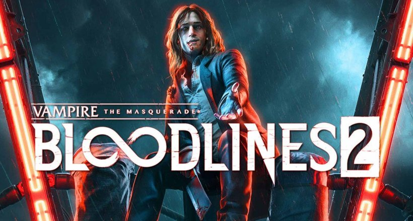 Vampire The Masquerade Bloodlines 2 Xbox Series X