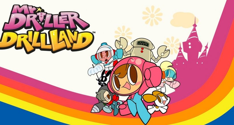 Mr. DRILLER DrillLand Switch PC Release