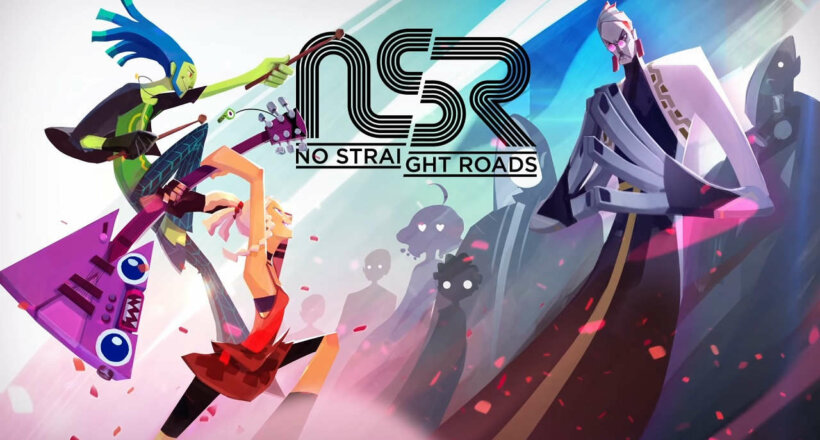 No Straight Roads Releasetermin
