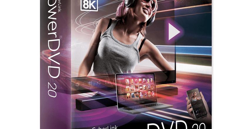 PowerDVD 20 Ultra