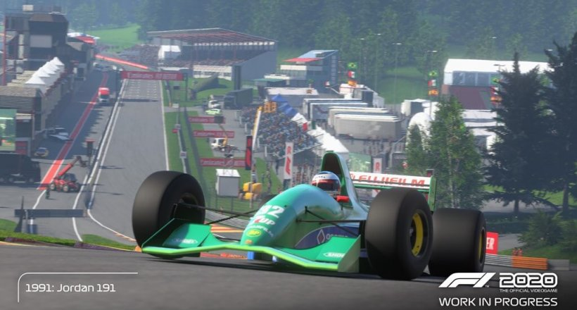 F1 2020 Features Trailer
