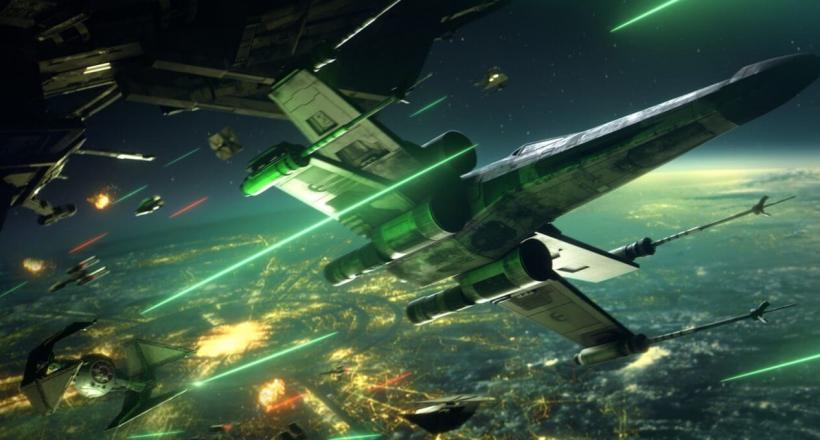 Star Wars: Squadrons Singleplayer