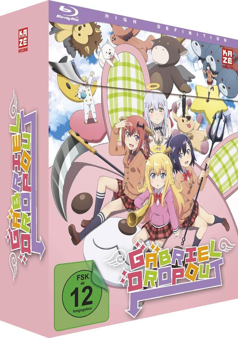 Gabriel DropOut Vol. 1