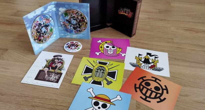 One Piece Stampede Limited Edition Test
