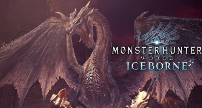 Monster Hunter World Iceborne Fatalis