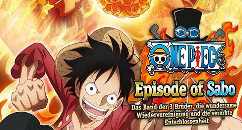 One Piece Episode of Sabo Testbericht Review Kritik