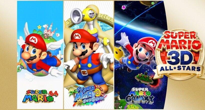 Super Mario 3D All-Stars Gewinnspiel Verlosung winning, gratis kostenlos gewinnen