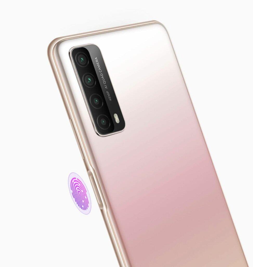 Huawei P Smart 2021 Test