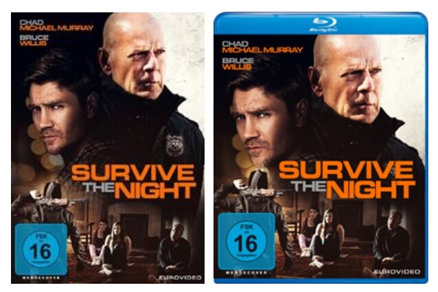 Survive the Night DVD-/Blu-ray