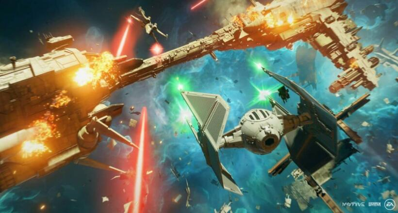 Star Wars: Squadrons (Playstation Plus Spiele Juni)