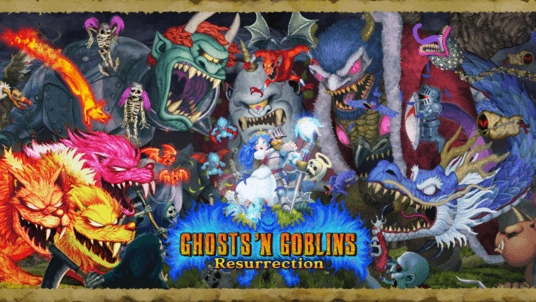 Ghosts`n Goblins Resurrection Entwicklertagebuch