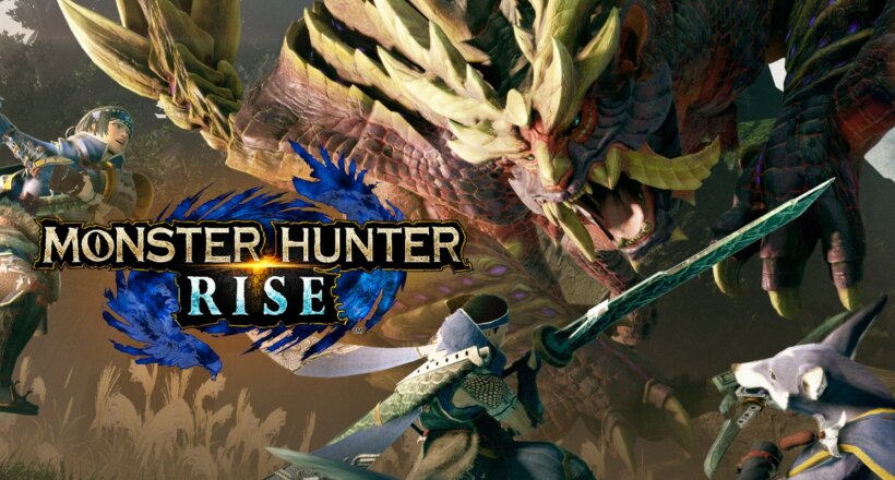 Monster Hunter Rise Gameplay Trailer