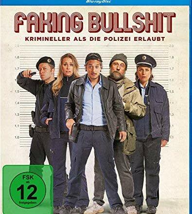 Faking Bullshit Blu-rays