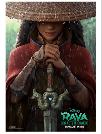 Raya und der letzte Drache Trailer