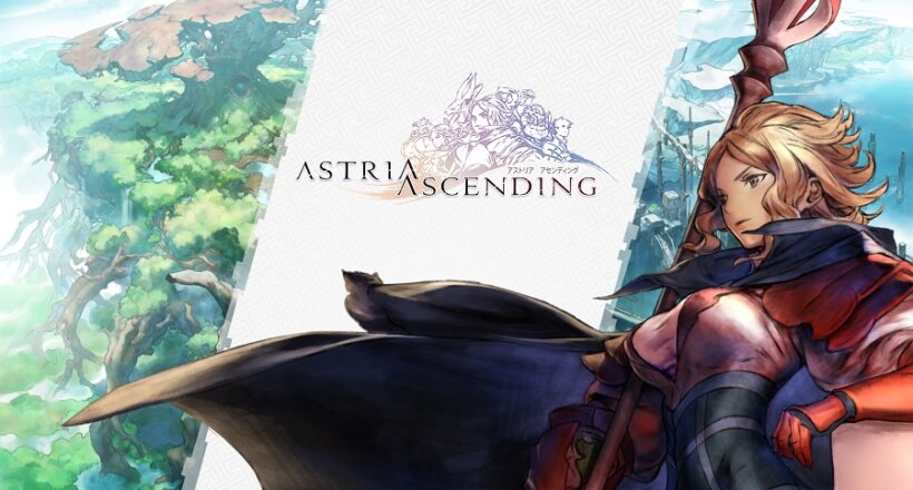 Animierter Astria Ascending Trailer