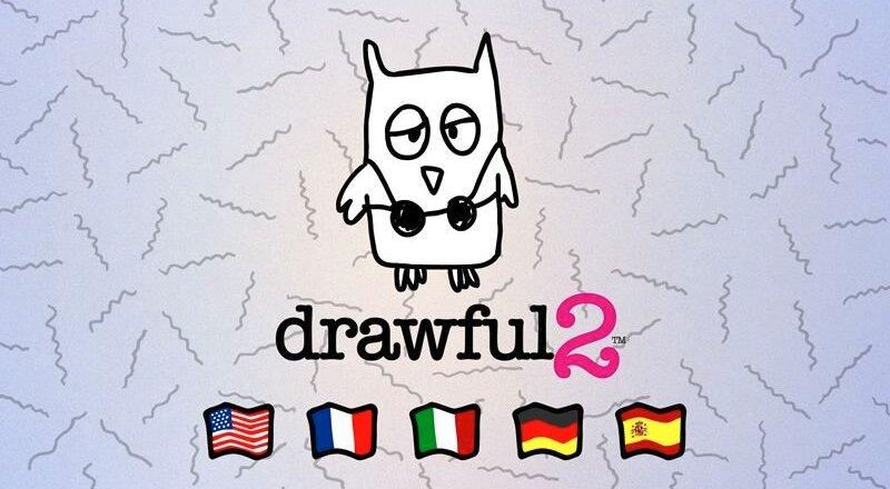 Drawful 2 International deutsch german
