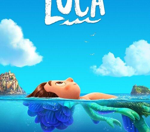Disney Pixar Luca Trailer