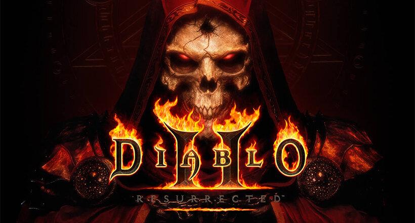 Diablo 2: Resurrected Test
