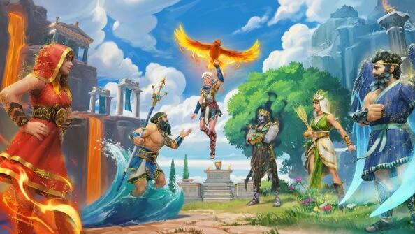 Immortals Fenyx Rising DLC 3 Die verlorenen Götter
