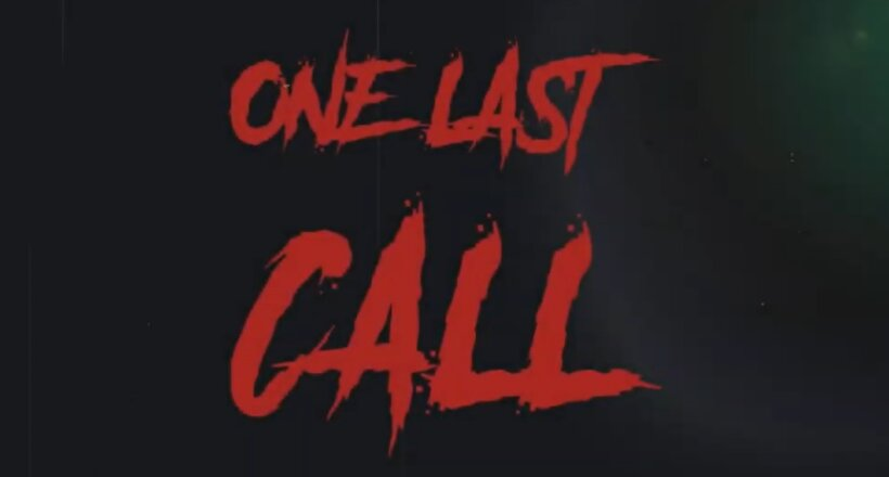 One Last Call DVD Blu-ray