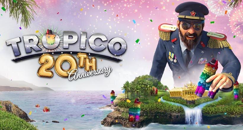 20 Jahre Tropico!