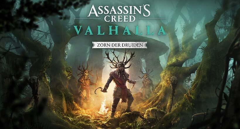 Assassin's Creed Valhalla Zorn der Druiden Test