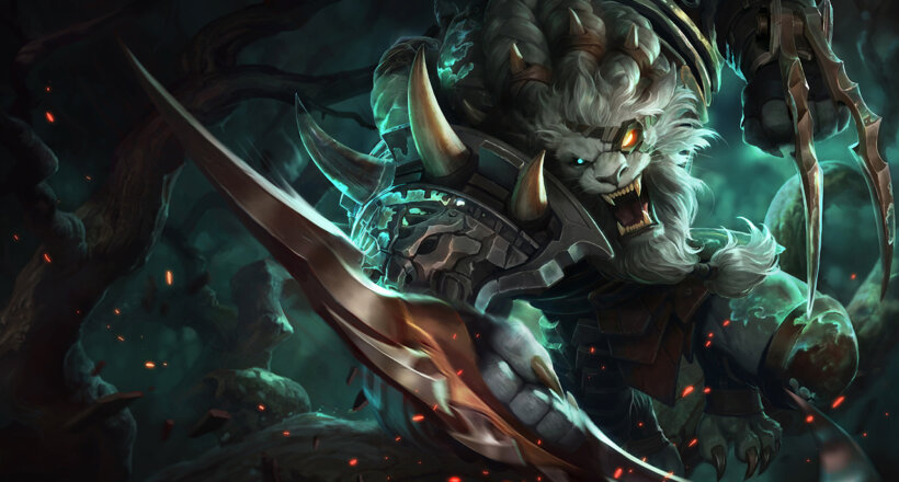 League of Legends Wild Rift Rengar