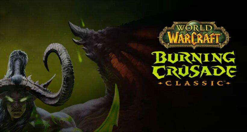 WoW Classic Burning Crusade