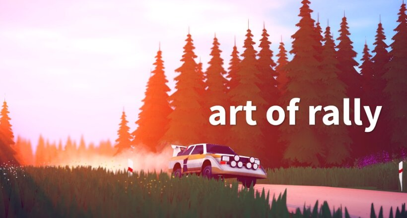 art of rally PS4 PS5