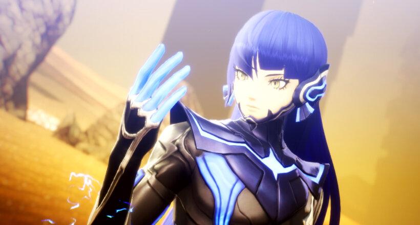 Shin Megami Tensei V Gameplay
