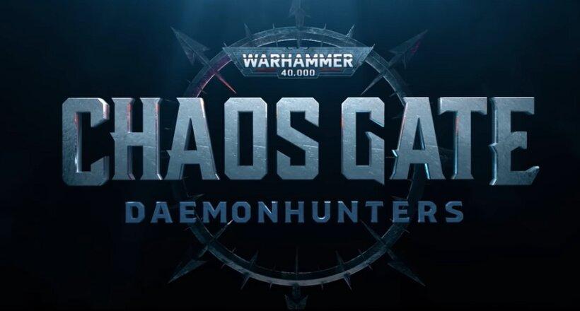 Warhammer 40k: Chaos Gate Demonhunters Gameplay