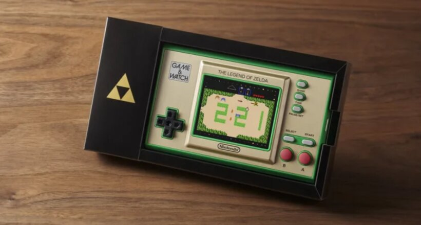 The Legend of Zelda: Game and Watch