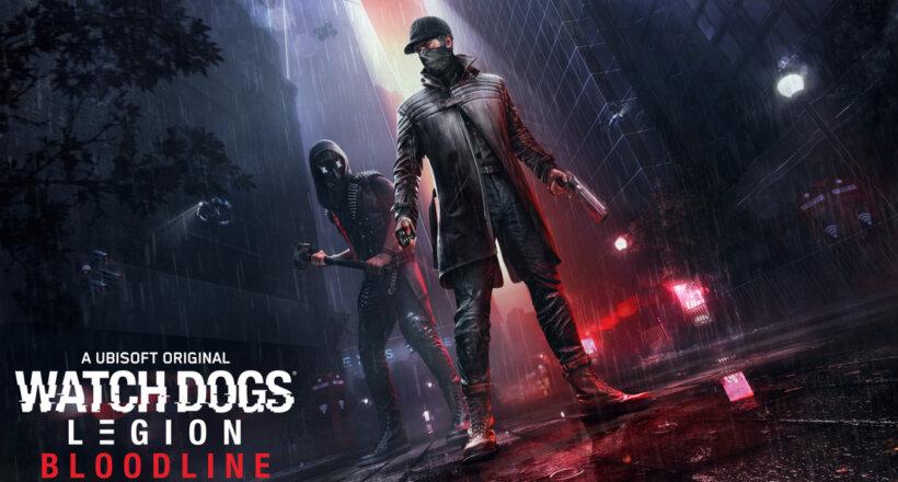 Watch Dogs: Legion Bloodline
