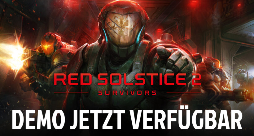 Kostenlose Red Solstice 2 Survivors Demo