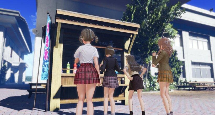 Blue Reflection: Second Light Story- und Gameplay-Trailer