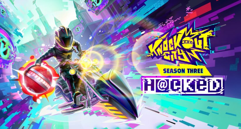 Knockout City Season 3 - Hacked