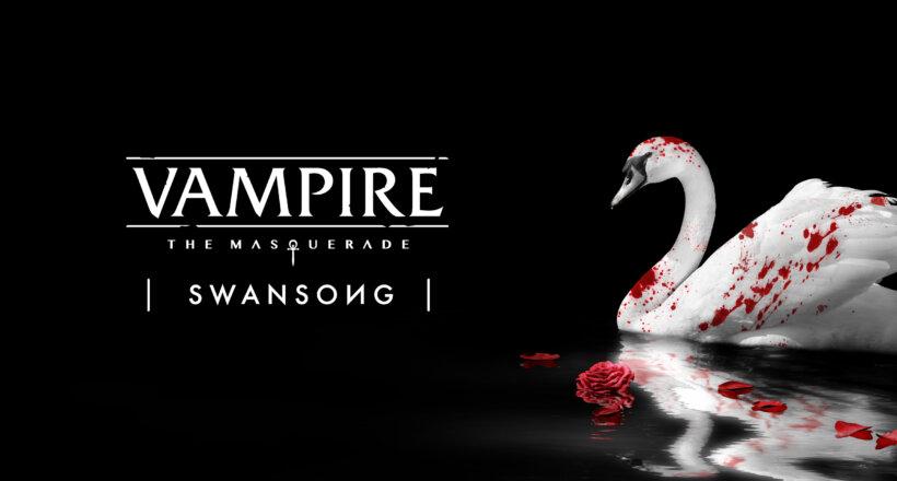 Vampire: The Masquerade – Swansong Trailer