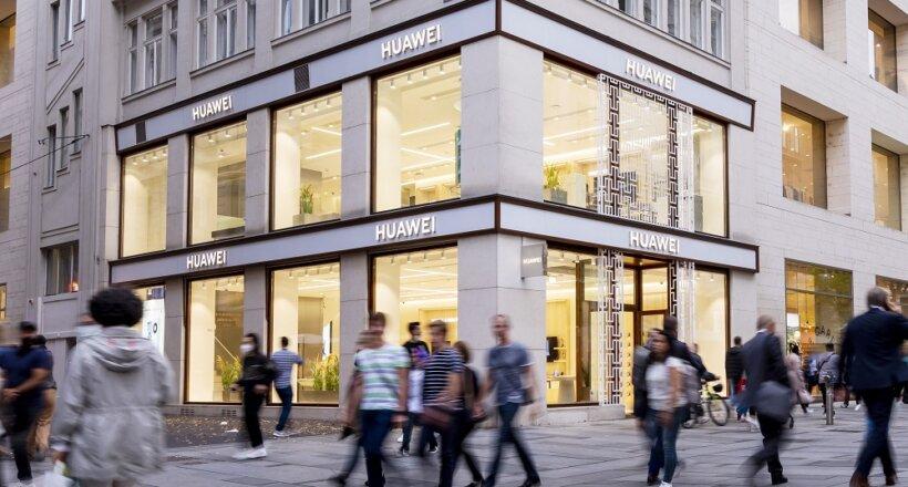 Huawei Flagship Store Wien
