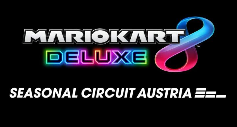 Mario Kart 8 Deluxe Seasonal Circuit Austria