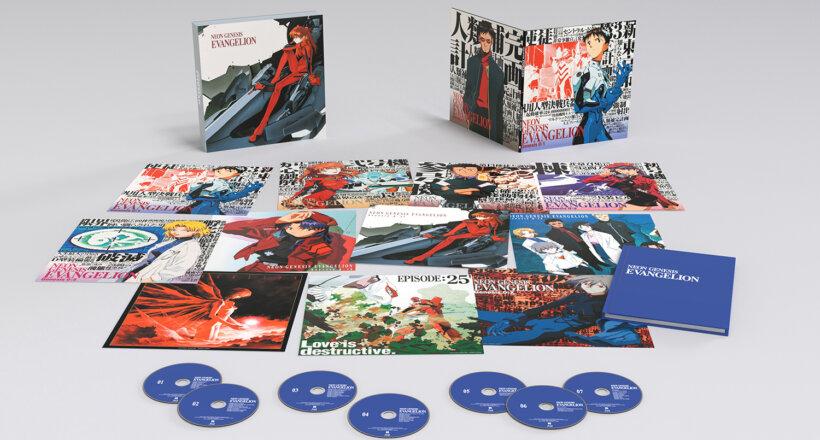 Neon Genesis Evangelion Limited Collector's Edition
